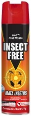 DomLine - Inseticida Mata Insetos Insect Free 300ml/177g