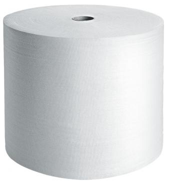 Pano Multiuso Tipo Perfex Limpeza Leve 35gr 30x300mts - Branco